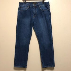 Jos A Bank reserve men's traditional fit jeans